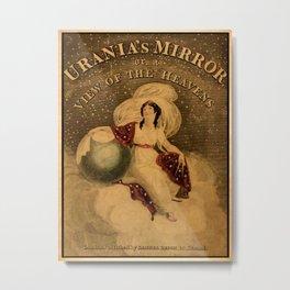 Urania's Mirror Metal Print