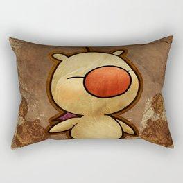 Kupo - Moogle Rectangular Pillow