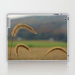 Grass Seed Stalks Laptop & iPad Skin