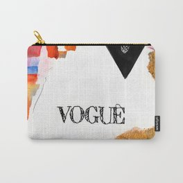 VOGUÊ Carry-All Pouch