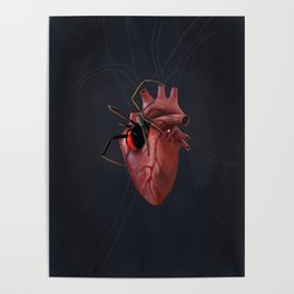 The Heart of a Loner Poster