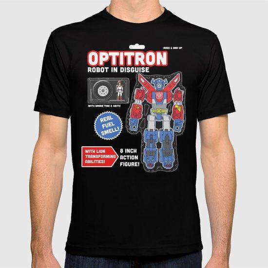 Optitron: Robot in Disguise T-shirt