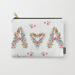 Monogram A Carry-All Pouch
