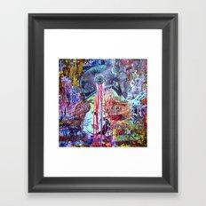 One Minute to Foreverever Framed Art Print