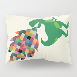 Rainbow Power Pillow Sham