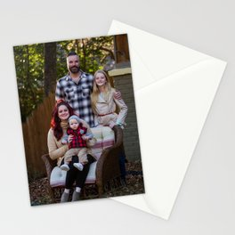 Pearson Family 2016 Stationery Cards