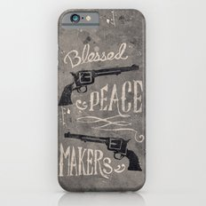 Blessed Peace Makers iPhone 6s Slim Case