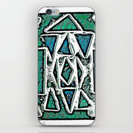 Young Arts iPhone Skin