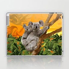 Koala Sunset Laptop & iPad Skin