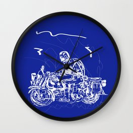 Super Hero!! Wall Clock