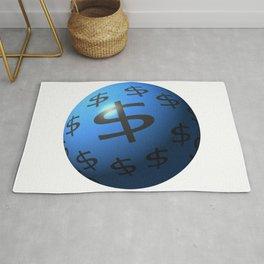 Dollar Sphere Rug