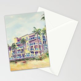 1500 E Ocean Blvd. Long Beach Stationery Cards