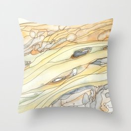 Eno River #16 Throw Pillow