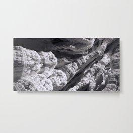 Fractal_01 Metal Print