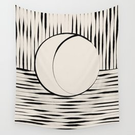 Half Moon Wall Tapestry