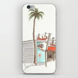 Hodad's iPhone Skin