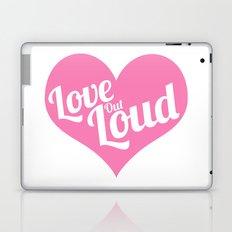 Love Out Loud - Color Laptop & iPad Skin