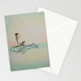 Tour Guides Stationery Cards