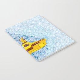 My Yellow Submarine Notebook
