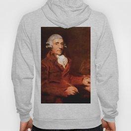 Franz Joseph Haydn (1732-1809) by John Hoppner in 1791 Hoody