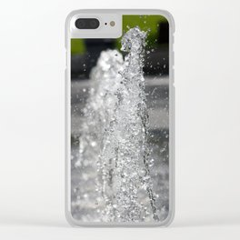 Water8 Clear iPhone Case