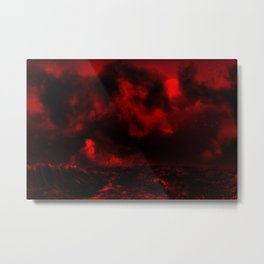 Voyage End Metal Print