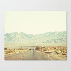 Vegas Vaca Canvas Print