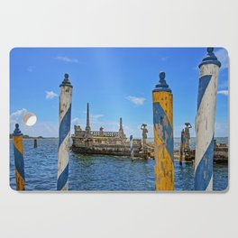 Vizcaya Barge Adventures Cutting Board