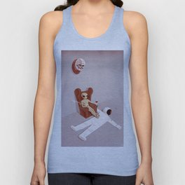 The Hunter Unisex Tank Top