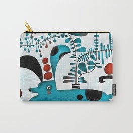 STRANGE DOG Carry-All Pouch