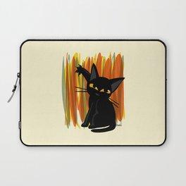 Cat artist Laptop Sleeve