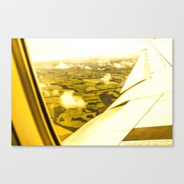 for the glory of God  Canvas Print