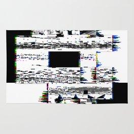 8-Bit Skull Rug