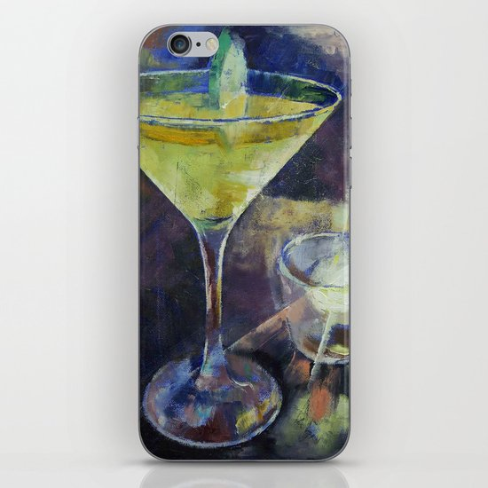Appletini iPhone & iPod Skin