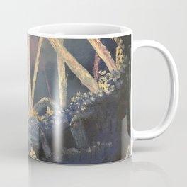 The Healing Crystal cave Coffee Mug