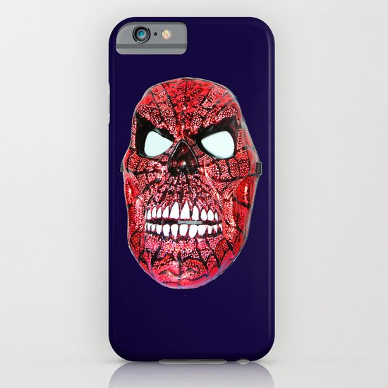 Spidey Skull iPhone & iPod Case