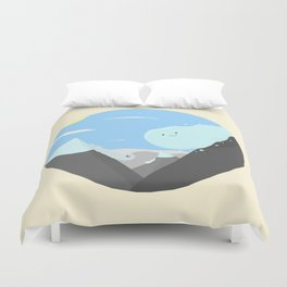 BandNames : The Avalanches Duvet Cover