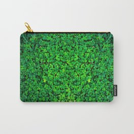 Grass texture background. Carry-All Pouch