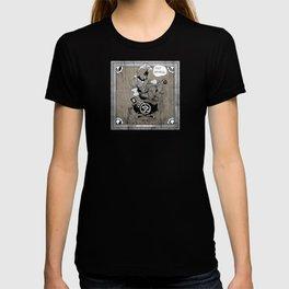 Spartan Buddha Yoga T-shirt