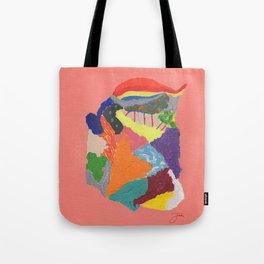 Creative Emotions Tote Bag