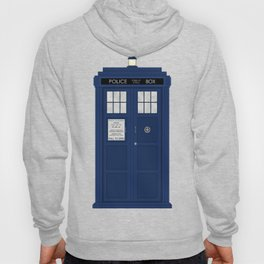 Doctor Who's Tardis Hoody
