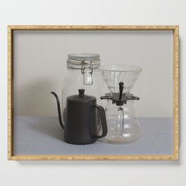 Coffee maker Serving Tray
