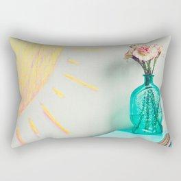 Happy Place Rectangular Pillow
