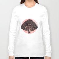 headdress Long Sleeve T-shirts featuring ::headdress:: by eve orea