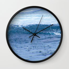 Open sea Wall Clock