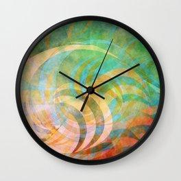 Abstract 2017 035 Wall Clock