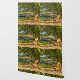 Adoirondak Chair Wallpaper
