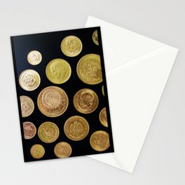 Oro Mexicano / Mexican Gold Stationery Cards