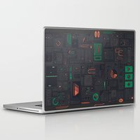 audi Laptop & iPad Skins featuring AFK by Hector Mansilla