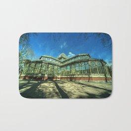 Crystal Palace of Madrid Bath Mat